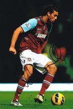 Andy Carroll Autograph Photo Signed - West Ham United